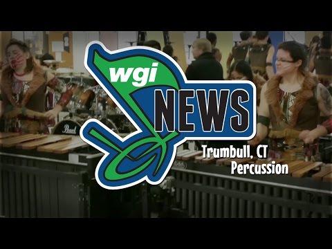 2015 WGI News Crew -  Trumbull Perc