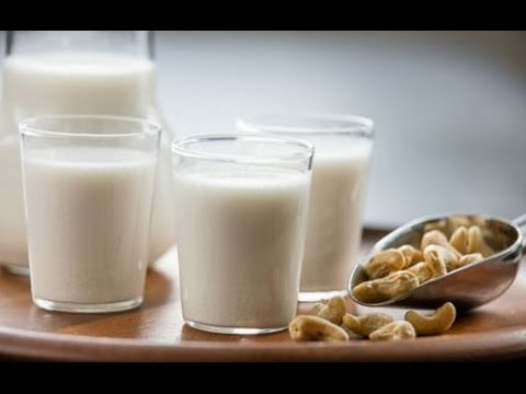 Why Cashew Milk Is Taking Over the Dairy Aisle