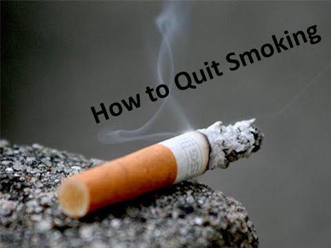 How To Stop Smoking | How To Quit Smoking Easy Method | How To Quit Smoking Forever