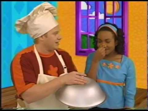 Nick Jr.'s Play Along Chef Fromage  Actress Hillary Hawkins Nickelodeon