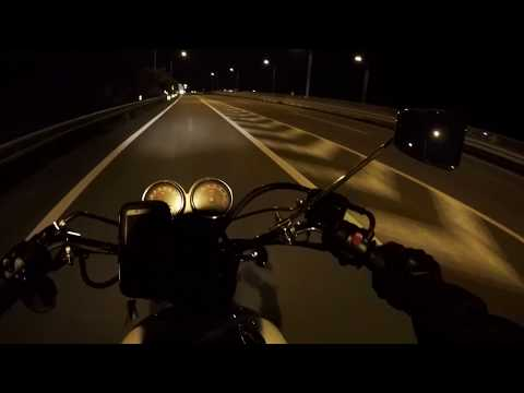 Like Yesterday by the brilliant green - Triumph Bonneville