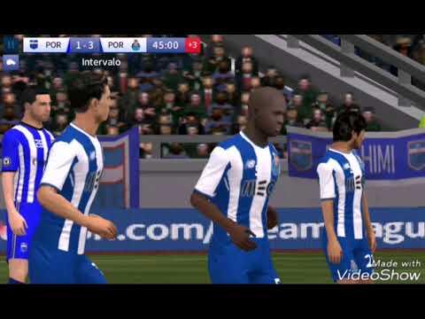 Dream League Soccer Kits FC Porto Logo Sports Champions