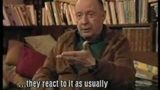Jacques Ellul - The Betrayal by Technology part 4 of 6