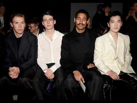 the-guests:-dunhill-autumn-winter-2020-runway-show