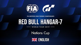 [English] World Tour 2019 Red Bull Hangar 7   Nations Cup