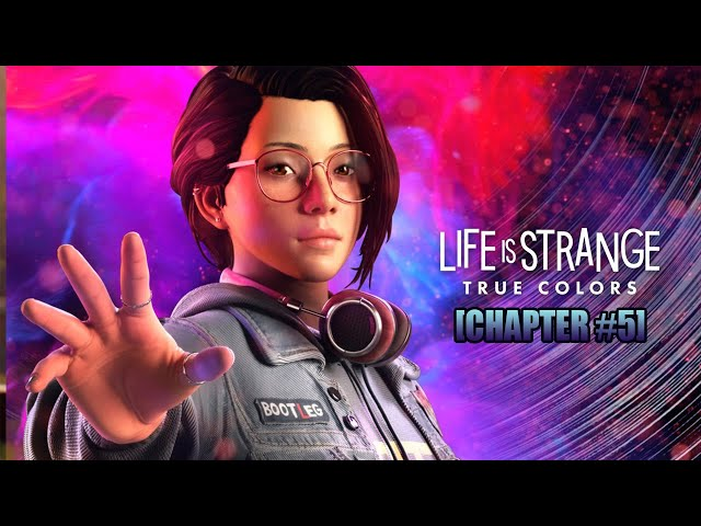 Life is Strange: True Colors Chapter #5 + 2nd Ending [Twitch Playthrough]