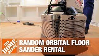 Random Orbital Floor Sander Al