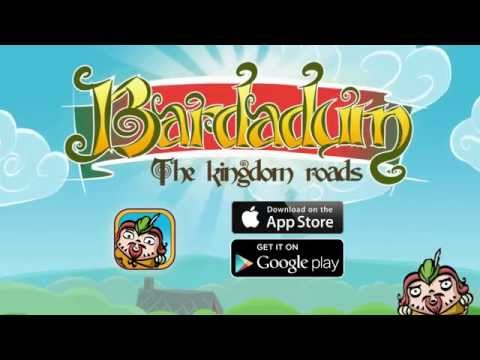 Bardadum: The Kingdom Roads - Launch Trailer Android & iOS