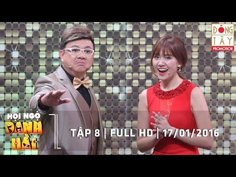 HỘI NGỘ DANH HÀI 2016 | TẬP 8 | FULL HD | 17/01/2016