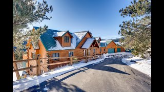 535 Evergreen Rd Black Hawk CO 80422 Just Listed Home for Sale