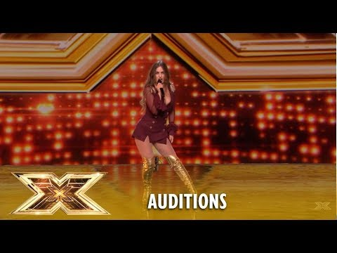 Athena from Greece Brings FIRE To The Stage With Beyonce! | The X Factor UK 2018