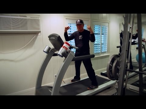 PGA TOUR players are big on fitness
