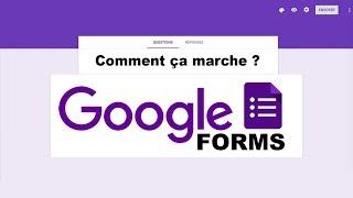 Créer un formulaire - Google Forms