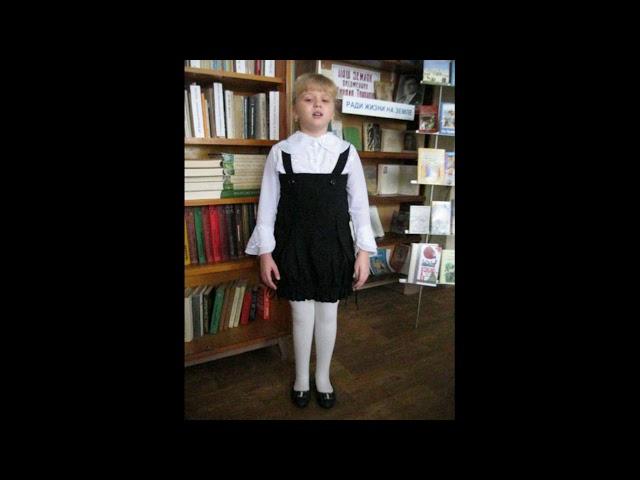 Изображение предпросмотра прочтения – ОксанаКлименко читает произведение «Рождественская дама» М.И.Цветаевой