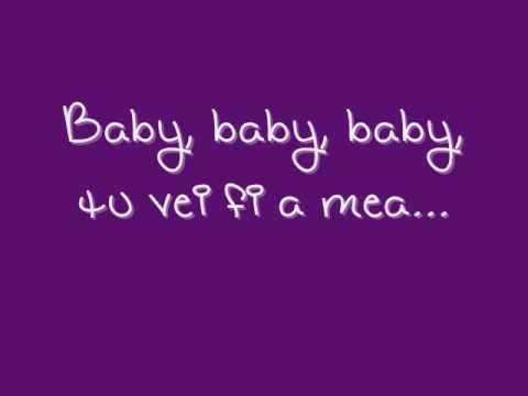 Iris - Baby (cu versuri)