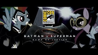 Zapp v Matter-Horn: Dawn of Justice (Comic Con Trailer)