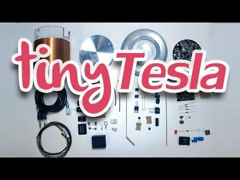 【Sunny Buy】◎預購◎ tinyTesla音樂特斯拉線圈套件 midi音樂盒