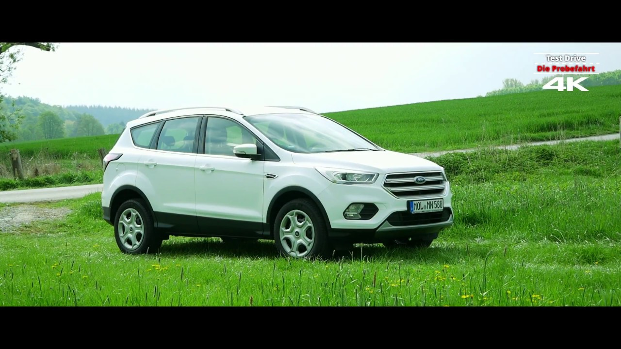 ford kuga 2018 test hd youtube. Black Bedroom Furniture Sets. Home Design Ideas