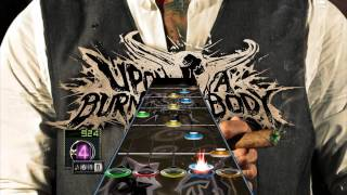 Upon A Burning Body - Texas Blood Money (Guitar Hero 3 Custom Song)