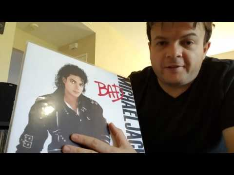 Michael Jackson Vinyl Collection - #VC Vinyl Community