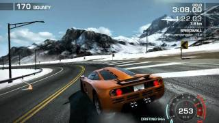 NFS:HP The Ultimate Road Car Gold Medal run