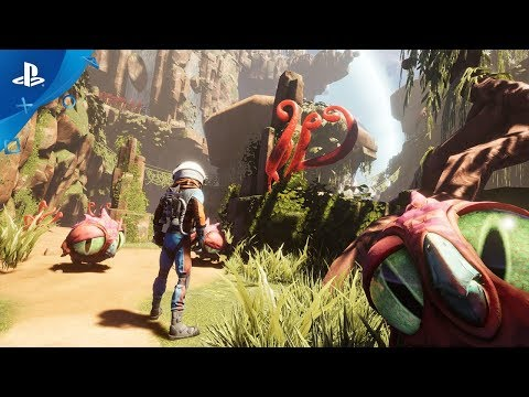 Journey to the Savage Planet - Gameplay Trailer | PS4