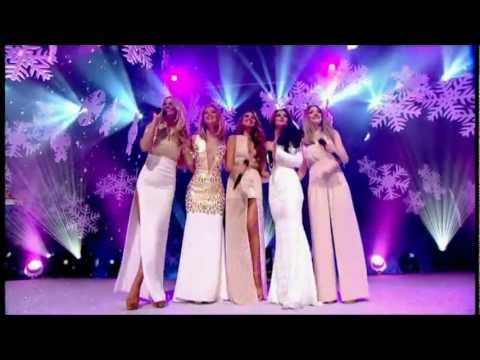 Girls Aloud - Beautiful 'Cause You Love Me (Live Christmas Top of the Pops)
