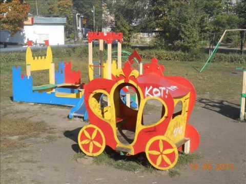 Рузаевка сегодня.....детские площадки Рузаевки
