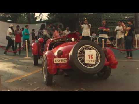 bombay vintage car exhibition 2017