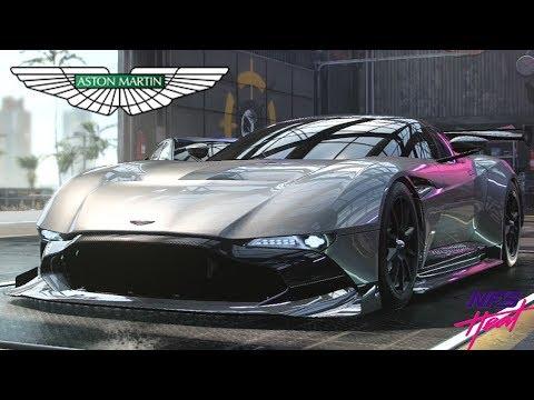 Need For Speed Heat Aston Martin Vulcan Customization Review Top Speed Youtube