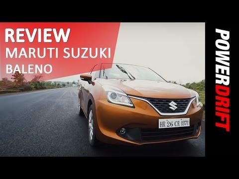 Maruti Suzuki Baleno : Review : PowerDrift