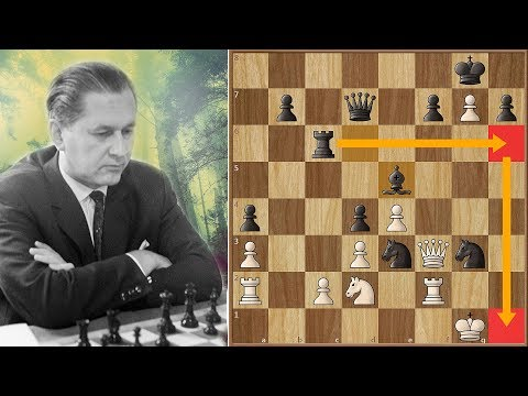 Keres Gives Bobby Fischer a Valuable Lesson in Caro–Kann