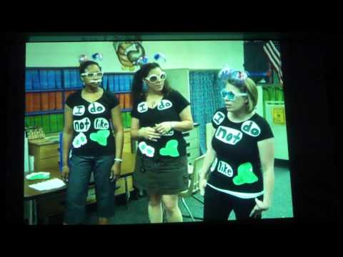 2013 Deep Run Elementary School Dr  Suess interview