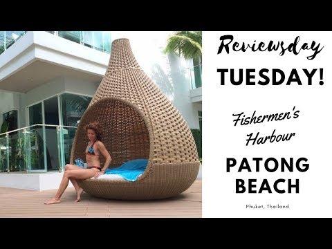 Fishermen's Harbour Urban Resort, Patong Beach, Phuket, Thailand Review.