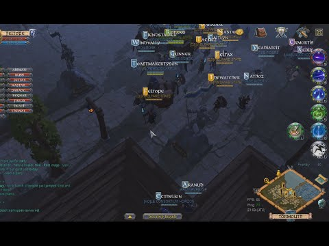 Battle for Tormouth - Welfare State vs. Horse Riders - 20v20 City Battle