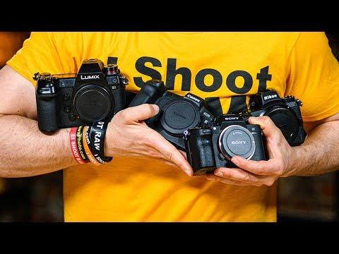 Sony a7 III vs Nikon Z6 vs Panasonic S1 vs Canon EOS R | Which Mirrorless Camera SHOULD You Buy?