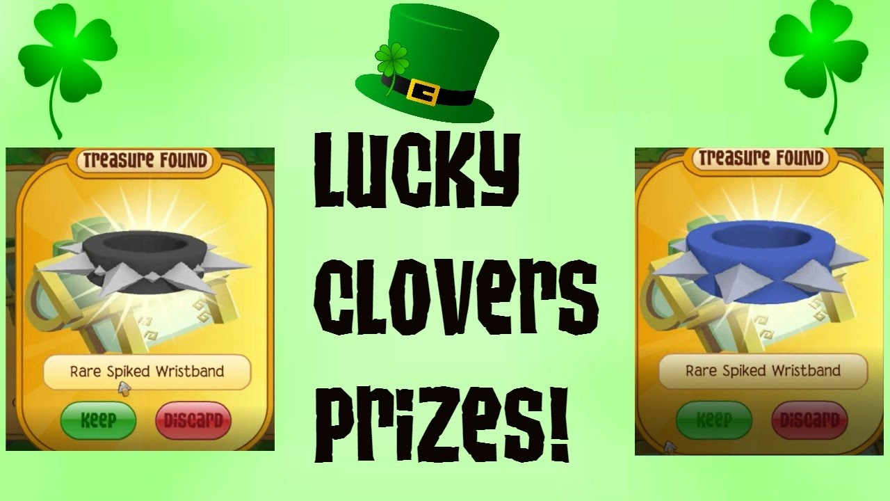 Lucky Clovers Prizes