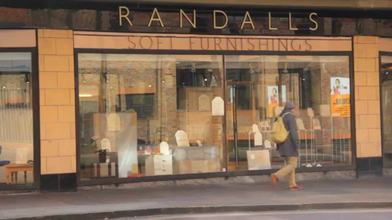 """randalls department stores In 1993 the then-john randall was running the family department store, randalls of uxbridge, in his hometown in the outer reaches of west london, when he visited his local mp to complain """"in a friendly way"""" about something """"i was unusual in that i didn't have a dream or mission to come into parliament,."""