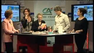 FOIRE DU LIVRE DE BRIVE 2012 : PRIX CREDIT AGRICOLE CENTRE FRANCE – Jo WYTEK
