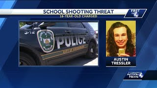 18-year-old charged in school shooting threat at Greensburg Salem Middle School