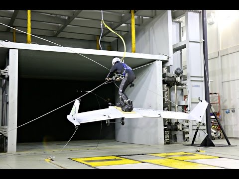 WingBoard Wind Tunnel Testing