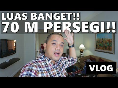 STAYCATION DI BANDUNG!! ROOM TOUR ARYADUTA HOTEL BANDUNG!! Bandung 2020 Vlog Part 1