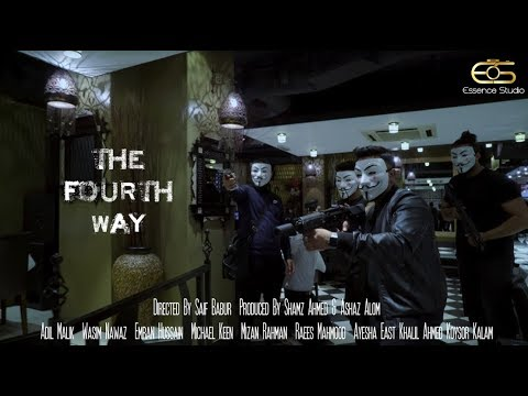 The Fourth Way| Episode 2| The Scavo Job| Action Film| 4K