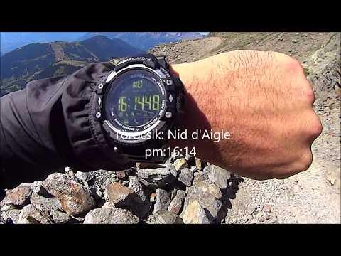 Mont Blanc running