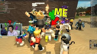 Roblox HIDE and SEEK.. (FIRST FAN TO FIND ME WINS ANY ITEM!)