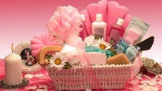 Gift baskets for women | gifts for women : Gift baskets for women ideas