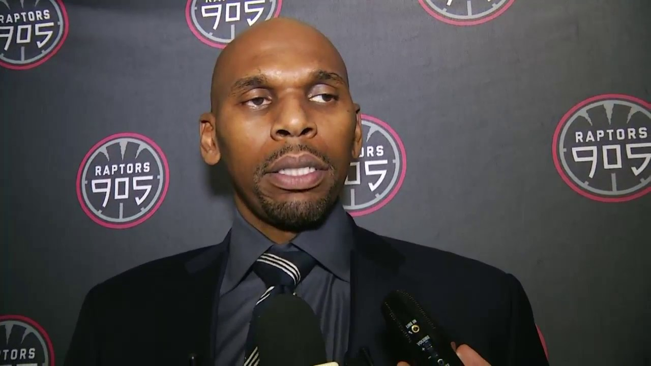 Raptors 905 Post Game Jerry Stackhouse November 23 2016