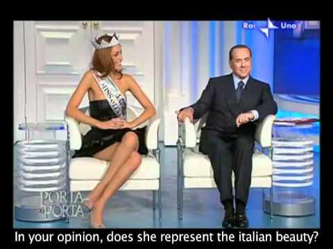 SEXY SILVIO - THE BEST BERLUSCONI'S ADVANCES (subtitled)