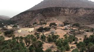 Terjit Valley In Mauritania - The Middle Of Nowhere At The Edge Of The Sahara Desert