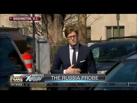 Mueller indicts attorney Alex van der Zwaan for lying to the FBI.